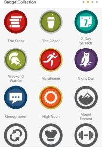 audible badges decoded an