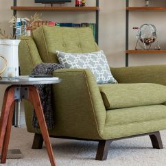 West Elm Crosby Chair Folding Z Bed Single The Best Reading Chairs For Every Budget Book Riot Mid Century Armchair Starts At 699