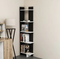Space-Saving Bookshelves to Fit More Books in Your Home