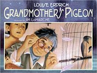 Cover of Grandmother's Pigeon by Louise Erdrich