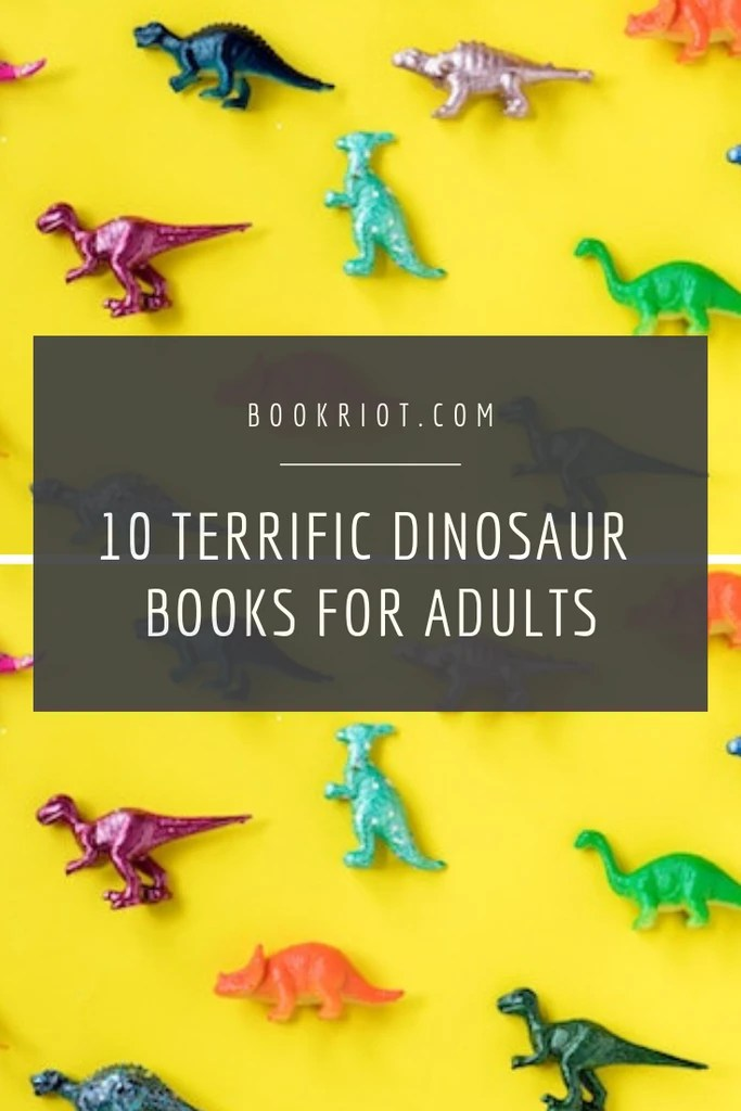 10 terrific dinosaur books