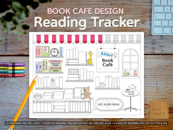 Color in reading tracker from Etsy https://www.etsy.com/listing/629405856/book-cafe-designed-reading-tracker?ga_order=most_relevant&ga_search_type=all&ga_view_type=gallery&ga_search_query=reading+tracker&ref=sr_gallery-1-40&organic_search_click=1