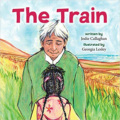 The Train Jodie Callaghan cover