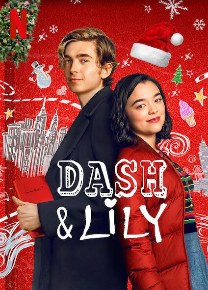 Dash and Lily TV show poster