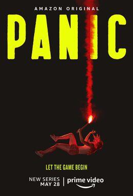 Panic TV show poster