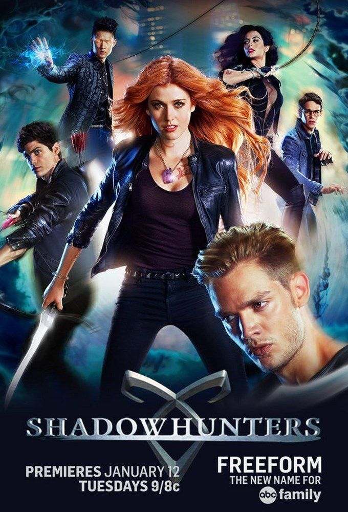 Shadowhunters TV poster