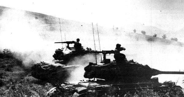 T-34 der nordkoreanischen Streitkräfte 1950