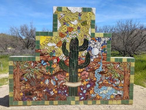 3.25 Catalina mosaic