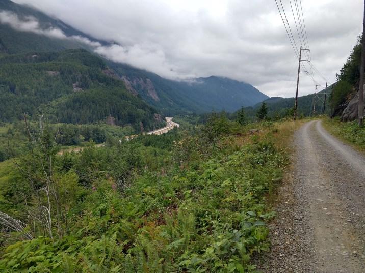 gravel john wayne trail
