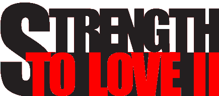 Strength to Love 2 Logo