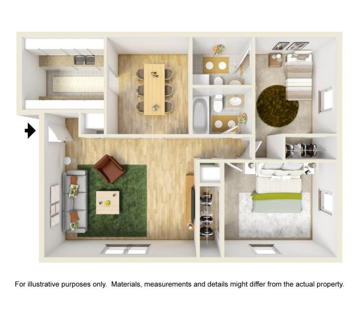 1 Bedroom Apartments Blacksburg Va