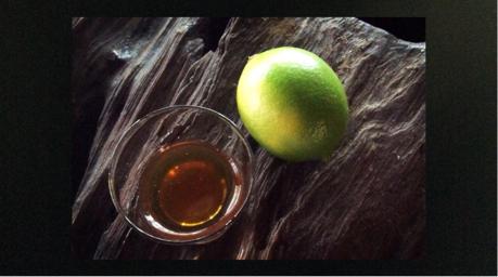 秋季潤肺簡易方~蜂蜜檸檬水