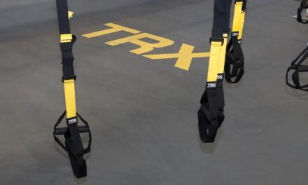 超夯的TRX懸吊訓練!如何正確安裝