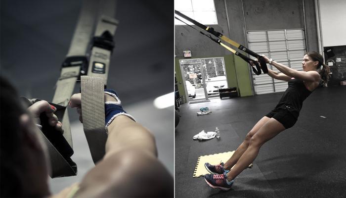 TRX懸吊訓練,隨時隨地練核心!