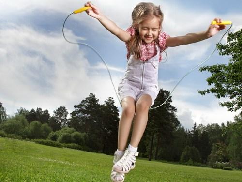 Hey Jump!跳繩的5大訣竅技巧