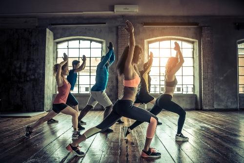 有氧舞蹈減肥?搭配8種食物快速減掉小肚肚!
