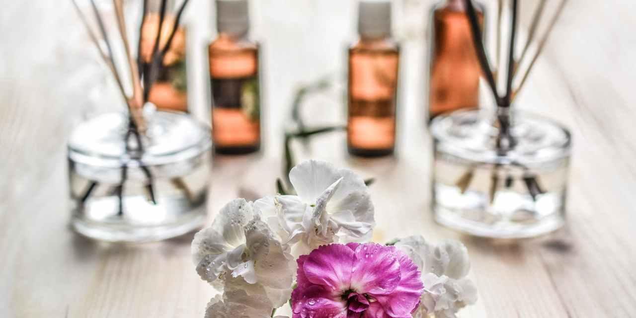 芳香療法並不是所謂的紓壓良方,它是還你自由的一種方式