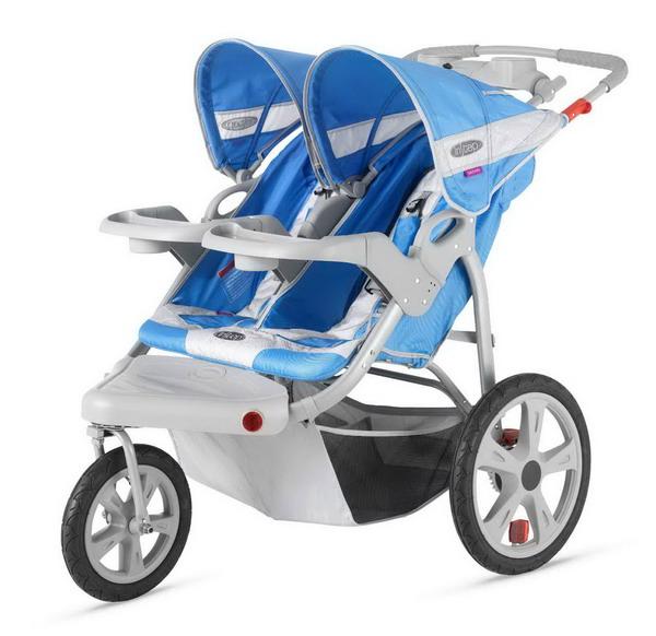 InStep Safari Double Jogging Strollers Reviews