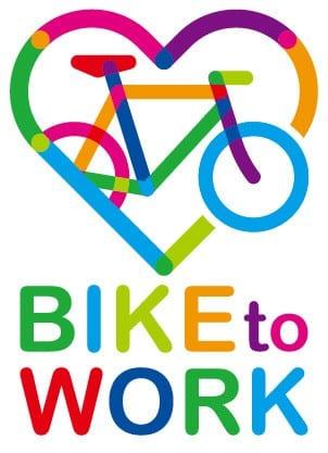 Bike to Work 2020(ロゴ)