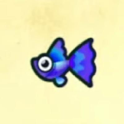あつ 森魚 あげる