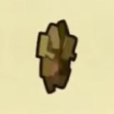 とび 森 ミノムシ