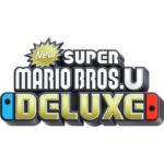 New スーパーマリオブラザーズ U DXロゴ