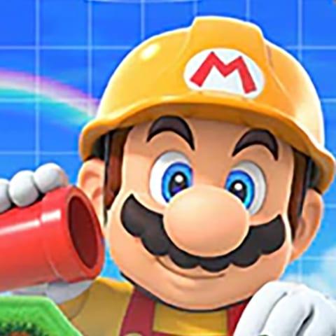 スーパーマリオメーカー2ロゴ