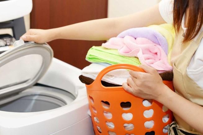 洗濯の裏技