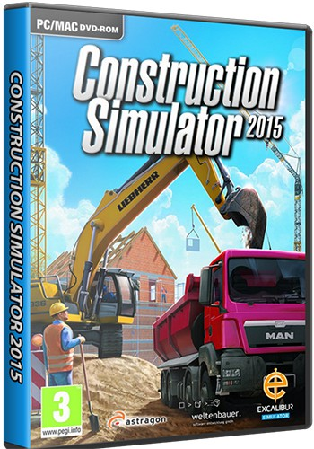Construction Simulator 3 Pc : construction, simulator, PORTABLE, Construction, Simulator, (2014), CODEX, Version, Download, Peatix