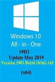 Windows 10 Pro 19h1 : windows, Windows, Redstone, Torrent, Peatix