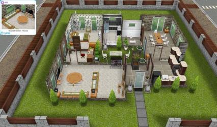 TOP Sims Freeplay House Ideasl Peatix
