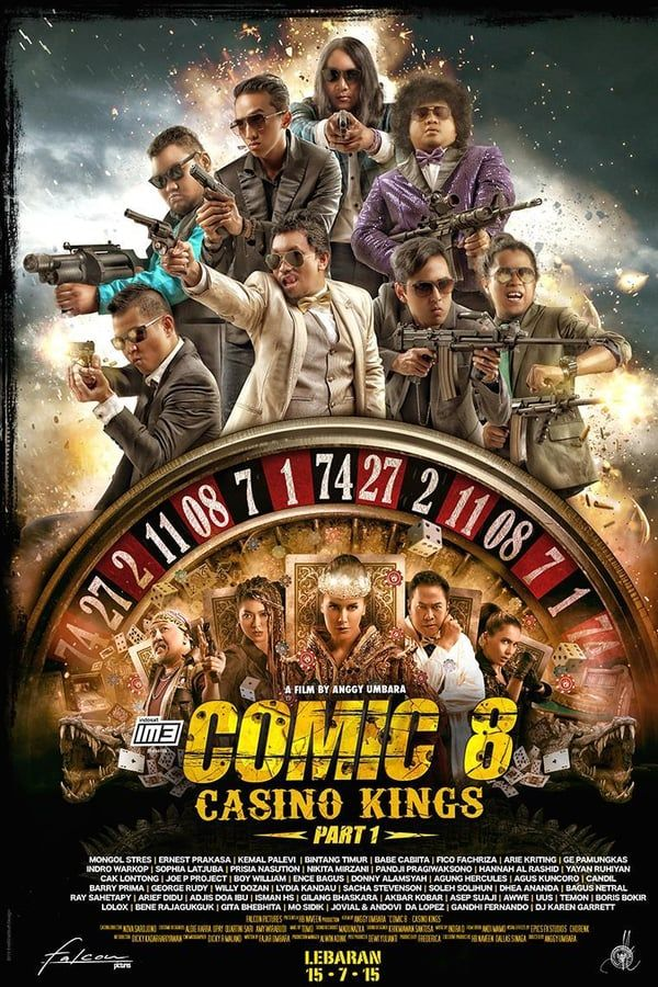 Comic 8 Part 2 Ganool : comic, ganool, Comic, Casino, Download, Peatix
