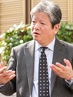 教育学博士 井川好ニ先生