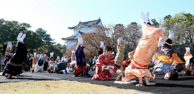 小心閃到腰——名古屋傳統技藝「しゃちほこの踊り」 | 日本集合 Japhub.com