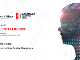 Highlights from DataHack Summit 2018 – a Truly Overwhelming and Resounding Success!