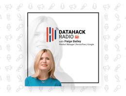 DataHack Radio: All you Need to Know about TensorFlow with Google's Paige Bailey