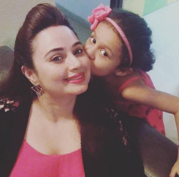 Shalini Kapoor Daughter