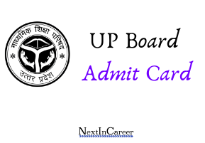 UP Board Admit Card 2020 (Released): UP Board 10th & 12th