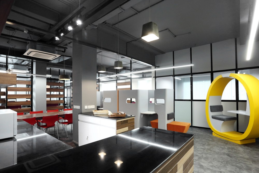 Shared Office Co Working Space At Golf Course Road Gurgaon