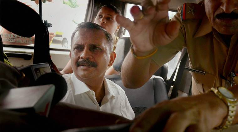 File photo of Lieutenant Colonel Prasad Purohit. Credit: PTI