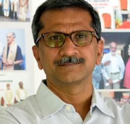 Pankaj Chandra. Courtesy: Ahmedabad University
