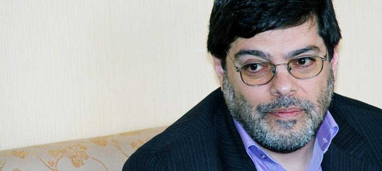 Seyed Mohammad Marandi. Courtesy: Shobhan Saxena