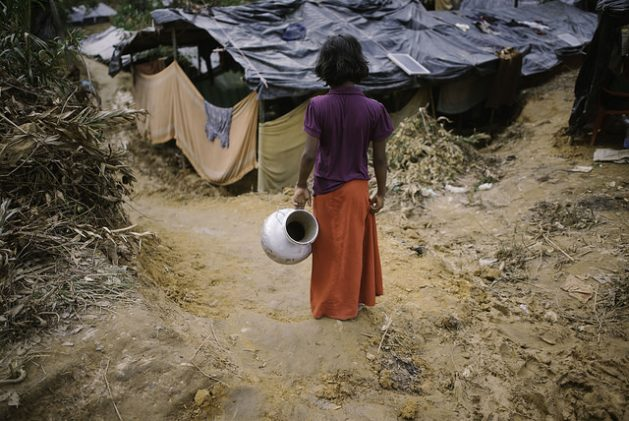 48000 babies expected to be born in Rohingya refugee camps this year
