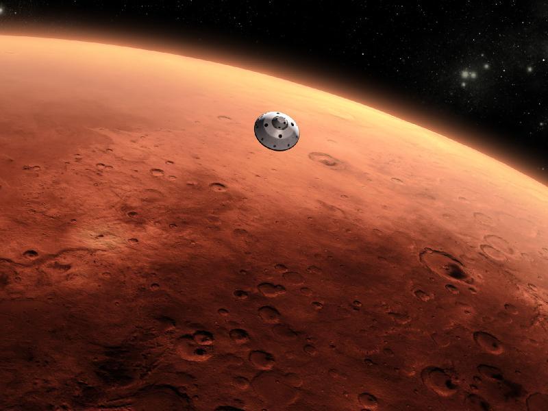 NASA-MARS-Reuters 1