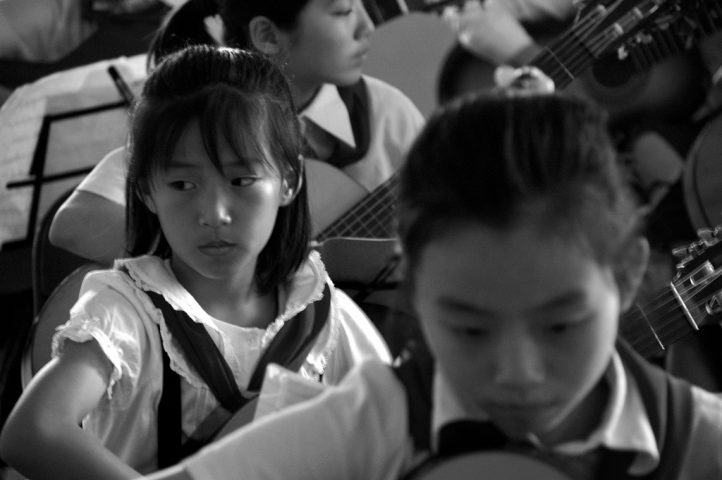 North Korean schoolchildren. Credit: (stephan) / Flickr CC-BY-SA 2.0