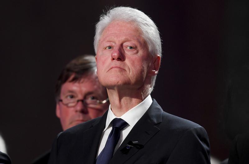 Bill Clinton. Credit- Reuters