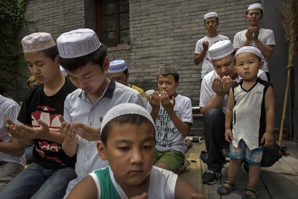 Islam is the most popular religion for under-30s in China