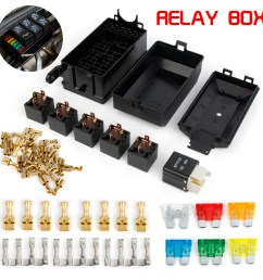 details about fuse box auto 6 relay block holders 5 road fit for car trunk atv insurance au [ 1600 x 1600 Pixel ]