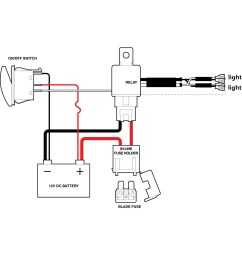 wiring harness 100 brand new wattage max 300w colour black relay 12v 40a fuse 30a [ 1600 x 1600 Pixel ]