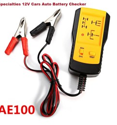 details about specialties 12v cars auto battery checker electronic automotive relay tester [ 1200 x 1200 Pixel ]